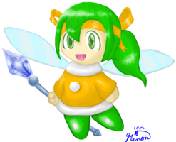 KCCh - Spear Fairy by Minon