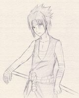 AT: Sasuke by Dark1408