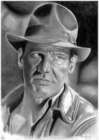 Indiana Jones by donchild