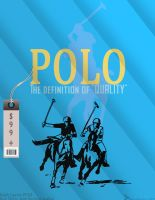 POLO ad assignment by Ahmed7193