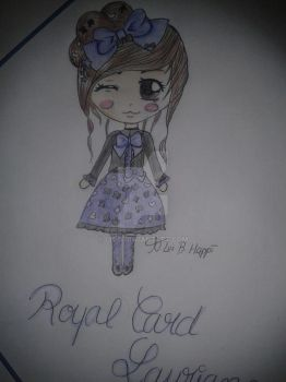 Royal Card by Lei-B