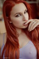 Yuliya Fox by zlty-dodo