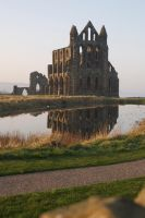 Whitby Abbey, North Yorkshire by tcm-photography