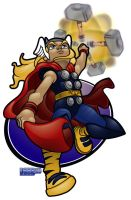 Thor by lordmesa