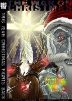 THE WAR ON CHRISTMAS - color by Mattius2011