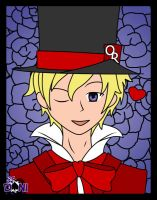 Ouran :: Tamaki Mad Hatter by Bladerdani