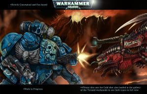 40K Incoming update III by ChuckWalton