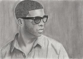 Drake by FromPencil2Paper