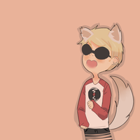 Cat Dave Wallpaper thingy by VicitoriaMaus