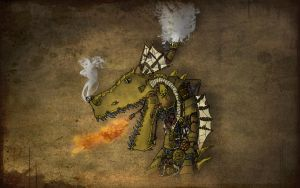 They who breathe fire by Van-Oost