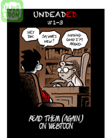 UndeadEd - Diagnosis by Boredman