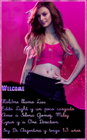 +ID Cher Lloyd by LuuMostachito