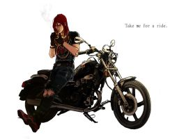 :Amour Sucre: Take me for a ride by BTRumple