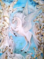 White horses by sonia-p