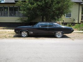 Buick GS 400 by devianb