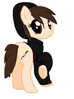 Angel in pony version by CS-epicness