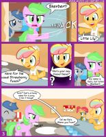MLP:GFF 'The Infestation' Pg. 3 by MLPGFF