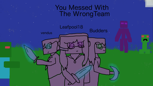 You Messed With The Wrong Team by leafpool12