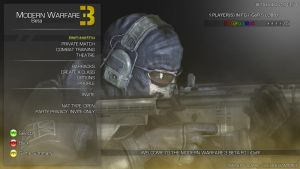 MW3 Beta by TheKingBX