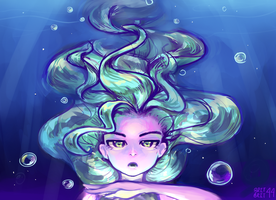 Underwater by Brittle-B