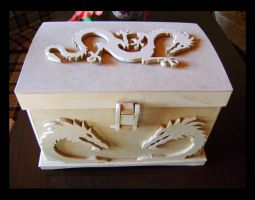 Dragon Chest by LuciRamms