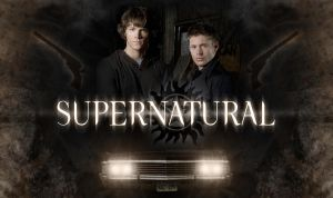 Supernatural Wallpaper by SaraChristensen