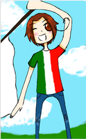 Italy APH by MisfitedArtist
