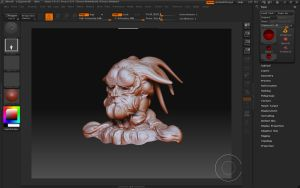 zbrush test by TheUncle