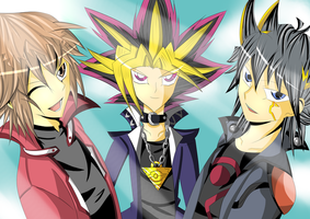 Best Beyond Time Duelists by Valorie-Sonsaku