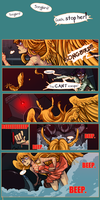 Walking City OCT: Kalliope's Audition, Page 01 by AkitheFrivolicious