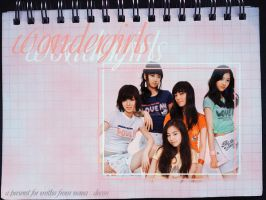 wondergirls wallpaper by freshgirlfresh