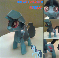 Dream Charmer Normal Papercraft Finished by rubenimus21