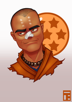 Kuririn by Lt-Action