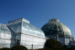 Glass conservatory by nwalter