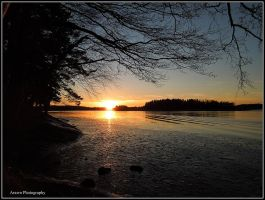 Finnish November by Arawn-Photography
