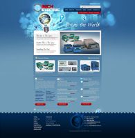 Rich Electric Home Page by scottrichardson