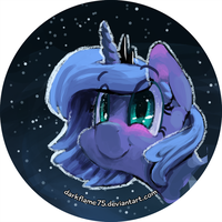 Woona Button by DarkFlame75