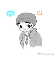 Just a Simple Docks Worker tbh by Ambercatlucky2