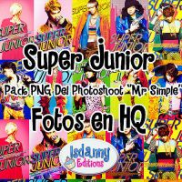 Super Junior Pack PNG by JeffvinyTwilight