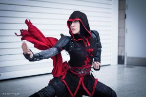 Shao Jun - Assassin's creed China Chronicles [ I ] by PsCoTiK