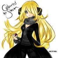 Cynthia by EpicStormMage