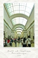 Hall of Italian Paintings.. by shortdesigns-x