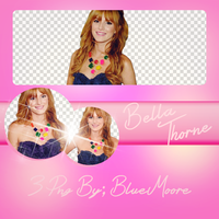 Pack Png 5 Bella Thorne by BlueMoore