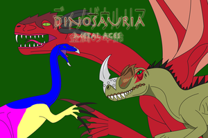 Dinosauria - Metal Ages by Daizua123
