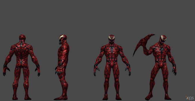 Carnage CoC by SSingh511