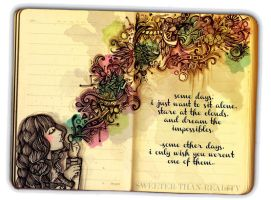 Some Other Days by sweeter-than-reality