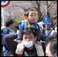 Japanese father and son by shockwave3x