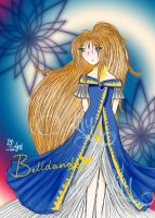 Belldandy by laeriana