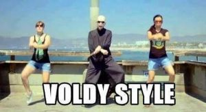 VOLDY STYLE!!! by artmusic981
