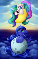 Adorable Orbitals by Grennadder